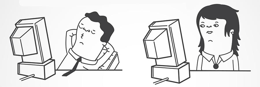 Cartoon Marketing Video Plan