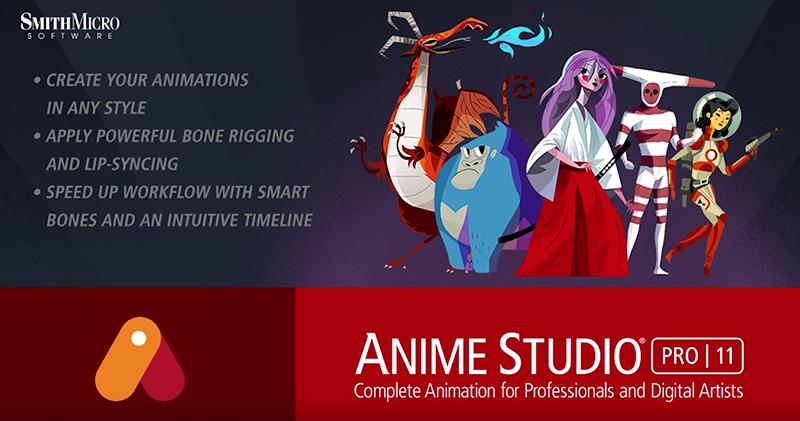 Anime Studio Pro 11