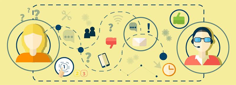 Track customer engagement