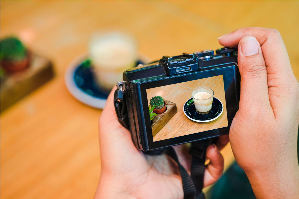 Decide what type of photography you'll focus on